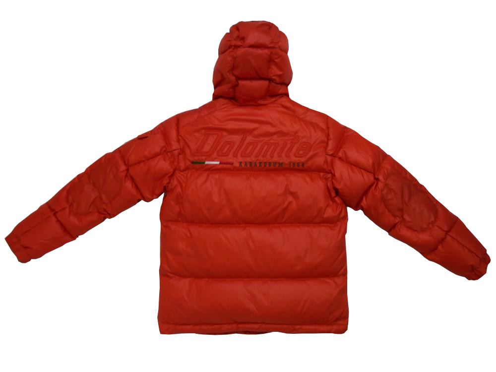 Piumino Dolomite Karakorum Evo MJ Arancione tg 50 (L), 52