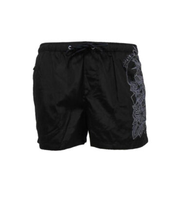 Boxer da mare REPLAY UOMO Nero