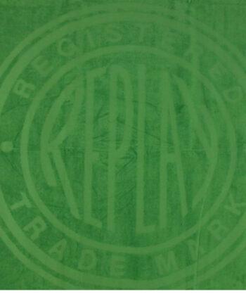 Telo Mare Replay Verde