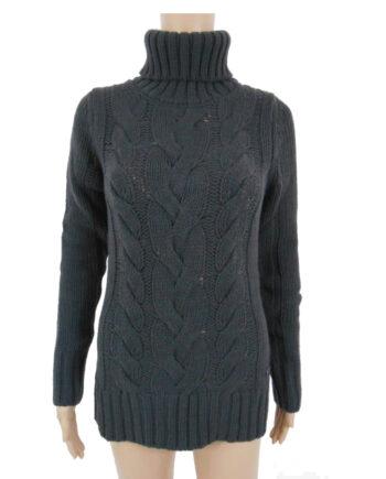 Pullover donna AERONAUTICA MILITARE col antracite