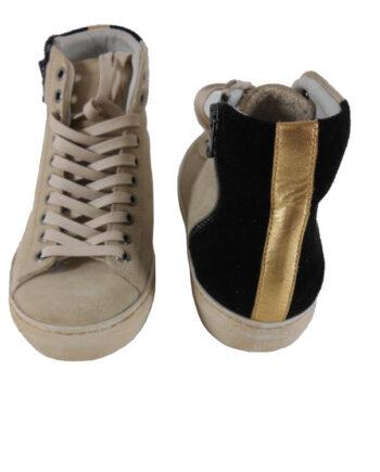 Sneakers 8PM Pelle Beige