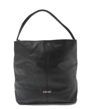 Borsa Liu Jo Donna Monospalla Nera Gda Moda Shop Online spedizione rapida