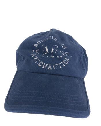 Cappellino Aeronautica Militare AA Accademia Blu Cappello Visiera Uomo