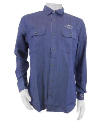 CAMICIA AERONAUTICA MILITARE DENIM TG XL (52),Camicia Uomo AM,Abbigliamento Uomo Firmato al Miglior Prezzo,Spedizione Rapida e Acquisti Sicuri GDAMODA.IT