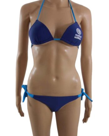 Bikini Franklin Marshall Donna Navy