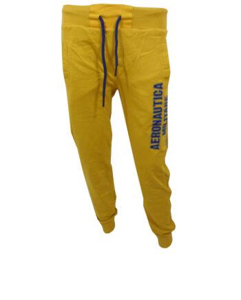 PANTALONE Felpa Aeronautica Militare UOMO giallo tg S 46,Pantalone Uomo AM,Abbigliamento Firmato Uomo al Miglior Prezzo,Spedizioni Rapide,Acquisti Sicuri