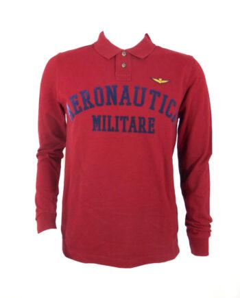 POLO AERONAUTICA MILITARE ML Bordeaux TG 48 M,Polo Uomo AM,Abbigliamento Uomo Firmato al Miglior Prezzo,Spedizione Rapida e Acquisti Sicuri GDAMODA.IT