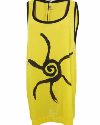Mini Abito MASQUENADA Sole Tribal tg 42 S,Vestito Masquenada Donna,Abbigliamento Donna Firmato Prezzo Più Basso,Spedizione Rapida,Acquisti Sicuri