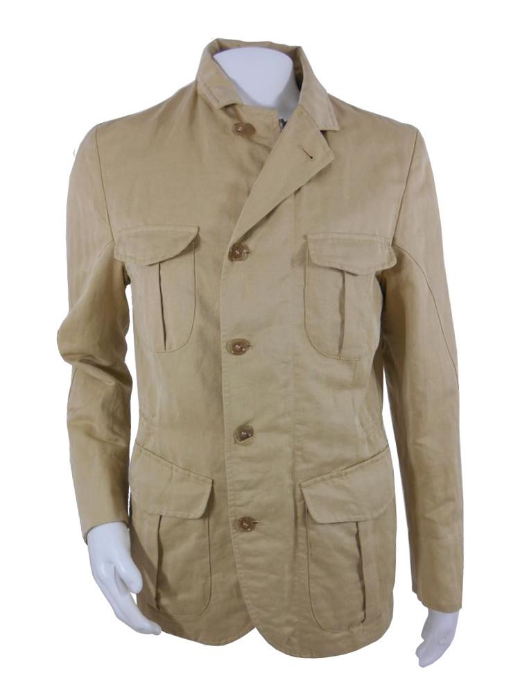 Giubbotto Aquascutum London Sahariana Giacca Nero Uomo Men Jacket Taglia L See more like this.