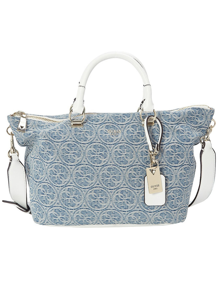 Borsa Donna Dresslix Denim Juliana Tracolla Guess A1705 BpB6r7