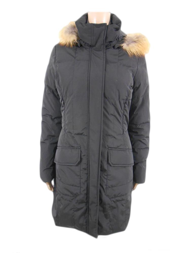 online store 99926 1d313 Piumino Dolomite Nuuk 2 WJ Black Donna tg 42(S) Z1/13