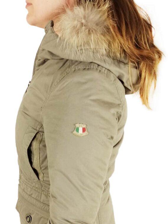 Parka Dolomite Rangdum WPK dune Donna tg 42 S,Piumino Dolomite Donna,Abbigliamento Firmato Donna Prezzo Più Basso,Spedizione Rapida,Acquisti Sicuri