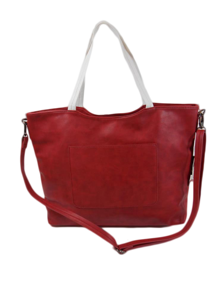 Borsa camilla manila grace rossa a33 1 dresslix - La porta rossa replay ...