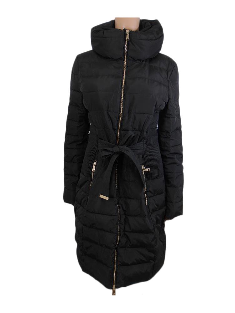 cappotto donna guess marrone