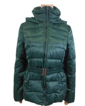 Piumino DEHA Donna Verde tg S,M,piumino donna deha,abbigliamento firmato prezzo più basso,spedizione rapida,acquisti sicuri, dresslix.com