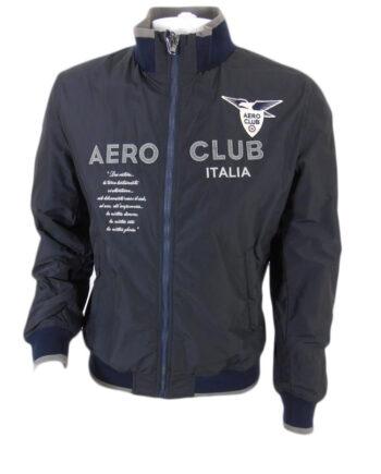 GIUBBINO BOMBER AERONAUTICA MILITARE AERO CLUB ITALIA Blu tg L,XL,XXL,3XL,Cappotto Aeronautica Militare Uomo,Abbigliamento firmato prezzo più basso,spedizione rapida,acquisti sicuri, Dresslix.com
