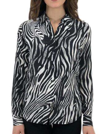 Camicia Donna EQUIPMENT SETA ZEBRA TG S,camicia donna equipment,abbigliamento firmato prezzo più basso,spedizione rapida,acquisti sicuri,resi facili