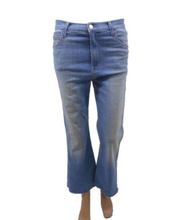 JEANS J BRAND SELENA SUPER HIGH RISE ANKLE FLARE TG XS,Jeans jbrand donna,abbigliamento firmato prezzo più basso,spedizione rapida,acquisti sicuri,Dresslix shop online