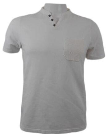 T-Shirt ALPHA Cotone Piquet Taschino Maglia Uomo Bianco Tg S,M,Maglia Alpha Studio Uomo,Abbigliamento firmato prezzo più basso,Spedizione rapida,acquisti sicuri,Dresslix.com shop online
