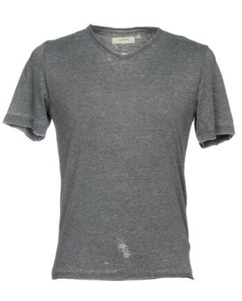 T-Shirt ALPHA Cotone Jersey Devorè Uomo Blu Scollo V Grigio Tg S,3XL,Maglia Alpha Studio Uomo,Abbigliamento firmato prezzo più basso,spedizione rapida,acquisti sicuri,dresslix shop online