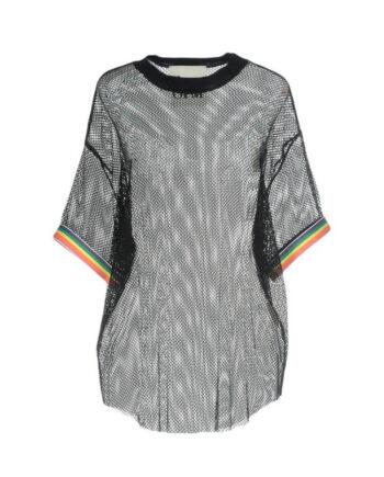 T-shirt GIUNCO RETE 8PM tg 40(XS) 42(S) 44(M),t-shirt donna 8pm,abbigliamento firmato prezzo più basso,reso facile,pagamenti sicuri,spedizione rapida,dresslix shop online