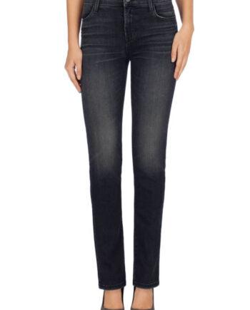 Jeans J-Brand Maria Straight High Rise Close Cute TG XS,pantalone j brand donna,abbigliamento firmato prezzo più basso,spedizione rapida,resi facili