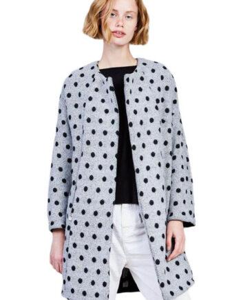 CAPPOTTO Manila Grace SENZA COLLO POIS tg XL,cappotto manila grace donna,abbigliamento firmato prezzo più basso,acquisti sicuri,resi facili,spedizioni rapide,dresslix shop online