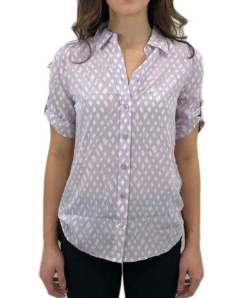 CAMICIA DONNA EQUIPMENT ROMBI TG S,camicia donna equipment,abbigliamento firmato prezzo più basso,spedizione rapida,acquisti sicuri,Dresslix.com shop