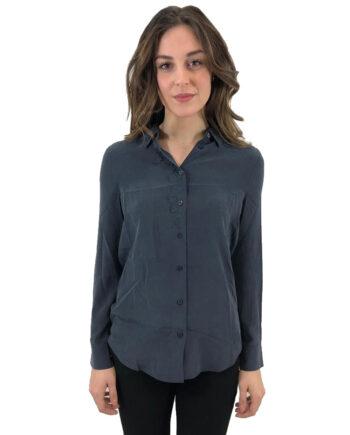 CAMICIA DONNA EQUIPMENT TRUE BLACK TG S,camicia donna equipment,abbigliamento firmato prezzo più basso,spedizione rapida,acquisti sicuri,Dresslix.com shop