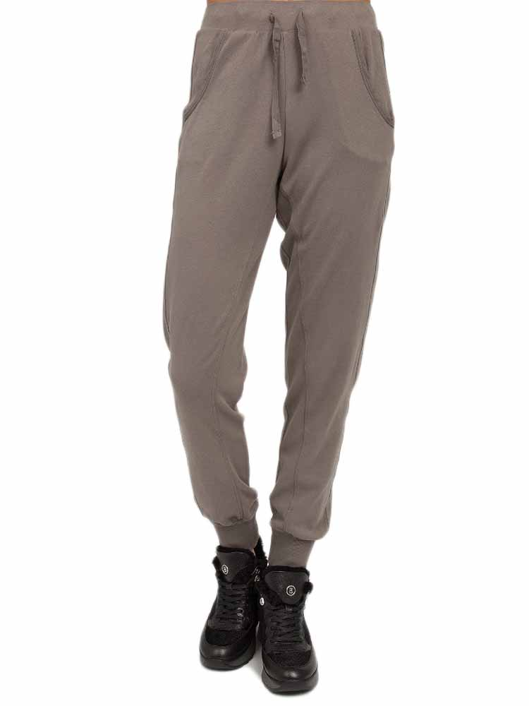 3f02b951e3 Pantalone DEHA Donna Cotone b64555 Grigio tg S,M,L,pantalone donna deha