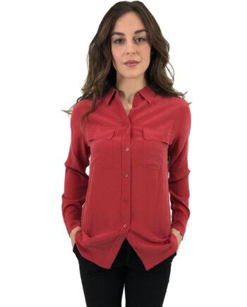 CAMICIA DONNA EQUIPMENT GARNET TG S,camicia donna equipment,abbigliamento firmato prezzo più basso,spedizione rapida,acquisti sicuri,Dresslix.com shop