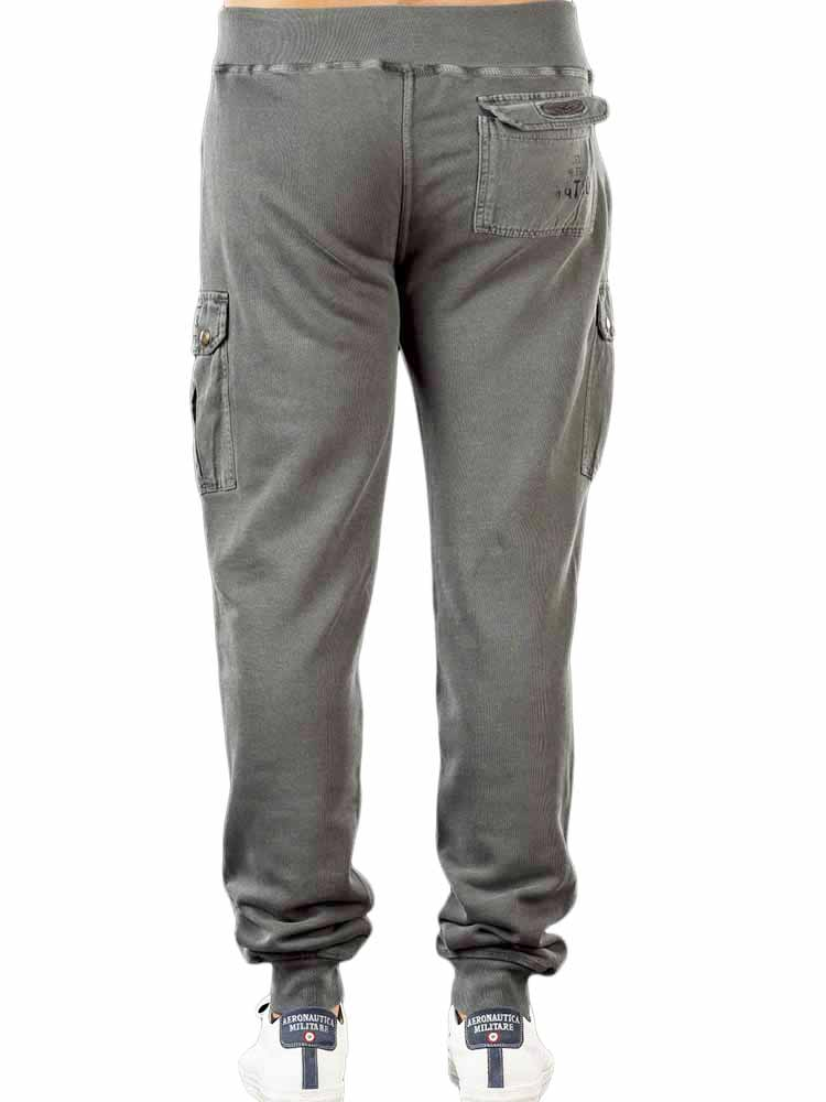 Tg Xl 162pf622f305 Grigio Uomo Tasche Aeronautica Militare Pantalone shCrdtQ
