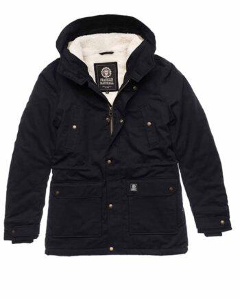 Parka FRANKLIN MARSHALL Uomo Sherpa Nero,Cappotto uomo F&M,Abbigliamento firmato prezzo più basso,spedizione rapida,acquisti sicuri,resi facili,dresslix
