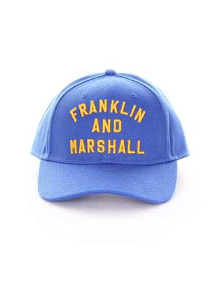 cheaper b0d11 82b7d CAPPELLO FRANKLIN MARSHALL UOMO BLU M2/01
