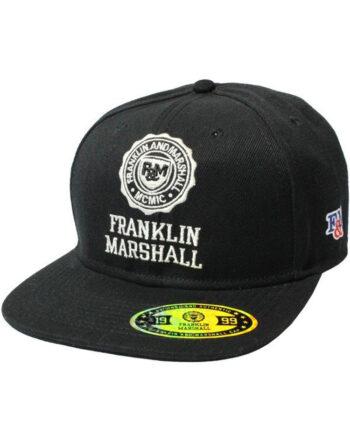 CAPPELLO FRANKLIN MARSHALL UOMO NERO,berretto franklin marshall,accessori firmati prezzo più basso,spedizione rapida,acquisti sicuri,resi facili