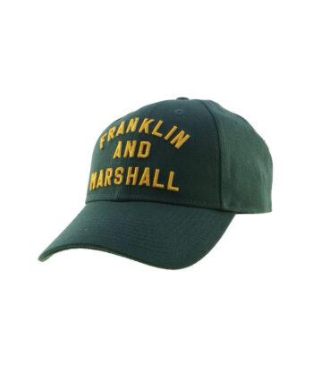 CAPPELLO FRANKLIN MARSHALL UOMO VERDE,berretto franklin marshall,accessori firmati prezzo più basso,spedizione rapida,acquisti sicuri,resi facili