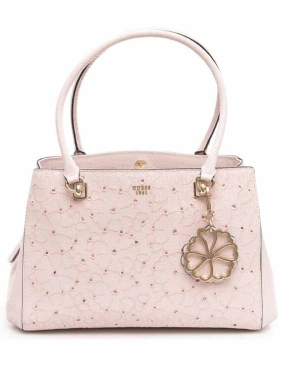 BORSA Guess Los Angeles Donna Bauletto Rosa Jayne Rose