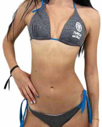 Bikini Franklin Marshall Donna Sport Grey