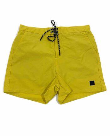 Boxer Mare OUTHERE Uomo Giallo tg M,tessuto tecnico, logo sulla parte laterale sinistra,costume uomo prezzo più basso,100% originale,acquisti sicuri