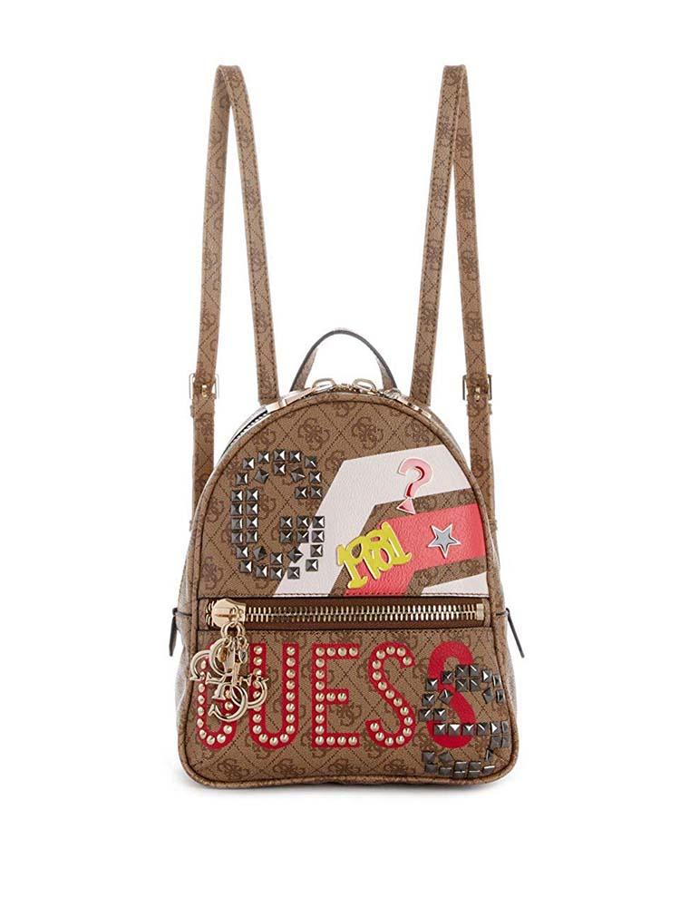 Donna: borse e borsette zaino donna Guess urban chic