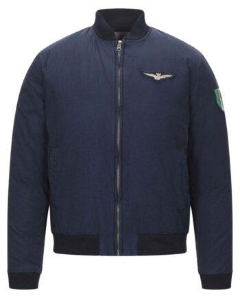PIUMINO AERONAUTICA MILITARE UOMO Bomber Tricolore Blu,Cappotto Aeronautica Militare Uomo,abbigliamento firmato prezzo più basso,acquisti sicuri
