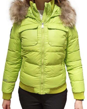 Piumino Dolomite Fitz Roy 2.0 WJ Donna Cappuccio Lime,Piumino Dolomite Donna,Abbigliamento Firmato Donna Prezzo Più Basso,Spedizione Rapida,Acquisti Sicuri