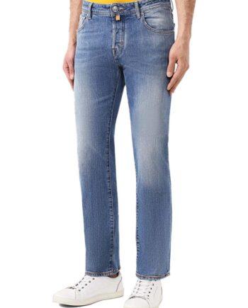 Jeans Jacob Cohen Uomo J620 Comf 00676 W1 Blu,pantalone Jacob Cohen Uomo,jeans di qualità a prezzi di stock, solo prodotti originali