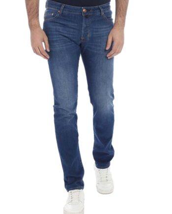 Jeans Jacob Cohen Uomo J622 Comf 00919 W6 Blu,pantalone Jacob Cohen Uomo,jeans di qualità a prezzi di stock, solo prodotti originali