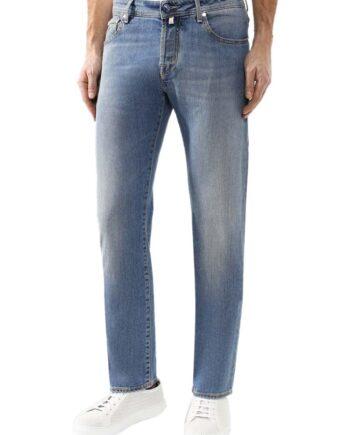 Jeans Jacob Cohen Uomo J620 Comf 00732 W2 Blu,pantalone Jacob Cohen Uomo,jeans di qualità a prezzi di stock, solo prodotti originali