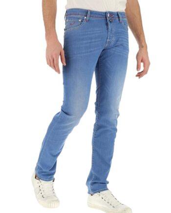 Jeans Jacob Cohen Uomo J622 Comf 00515 W2 Blu,pantalone Jacob Cohen Uomo,jeans di qualità a prezzi di stock, solo prodotti originali
