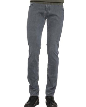Jeans Jacob Cohen Uomo J622 Comf 00947 W2 Grigio,pantalone Jacob Cohen Uomo,jeans di qualità a prezzi di stock, solo prodotti originali