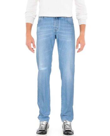 Jeans Jacob Cohen Uomo J622 Comf 01460 W4 Blu,pantalone Jacob Cohen Uomo,jeans di qualità a prezzi di stock, solo prodotti originali