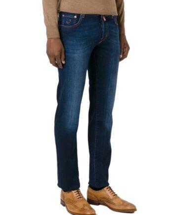 Jeans Jacob Cohen Uomo J622 Comf 00265 W2 Blu,pantalone Jacob Cohen Uomo,jeans di qualità a prezzi di stock, solo prodotti originali