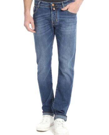 Jeans Jacob Cohen Uomo J688 Comf 00970 W3 Blu,pantalone Jacob Cohen Uomo,jeans di qualità a prezzi di stock, solo prodotti originali